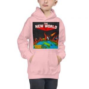 The New World – Kid's Premium Hoodie