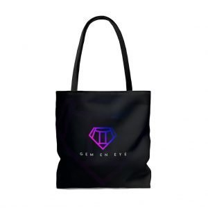 The New World/ Gem En Eye Tote Bag